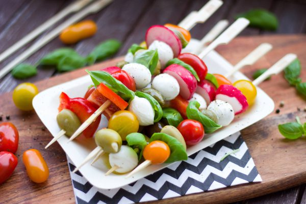 BBQ catering Chapeau Catering